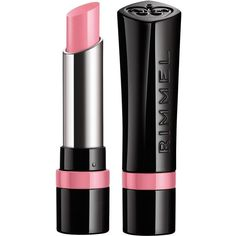 Rimmel Rimmel The Only One Lipstick- Pink Me Love Me ($9.89) ❤ liked on Polyvore featuring beauty products, makeup, lip makeup, lipstick, rimmel, moisturizing lipstick and rimmel lipstick