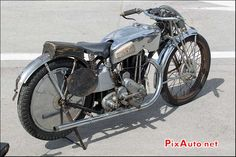Coupes Moto Legende, Terrot