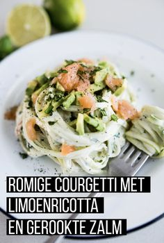 Good Healthy Recipes, Clean Recipes, I Love Food, Good Food, Italian Dinner Recipes, Evening Meals, Food For Thought, Food Inspiration, Zucchini