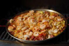 Paella Recipe from Emeril Lagasse