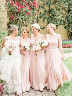 On Sale Engrossing Blush Bridesmaid Dresses Blush Pink Long Bridesmaid Dresses Lace Bodice Blushing Wedding Party Dress Different Bridesmaid Dresses, Mermaid Bridesmaid Dresses, Elegant Bridesmaid Dresses, Lace Bridesmaid Dresses, Prom Dresses, Burgundy Bridesmaid, Pink Party Dresses, Wedding Party Dresses, Dress Party