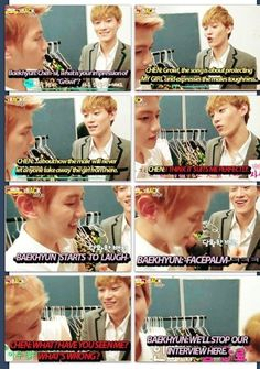 Haha Chen ♥ OMO I'm his girl!!