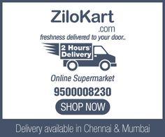 Zilokart.com Freshness delivery to your door step online supermarket