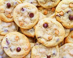chocolate chip & peanut butter chip cookies