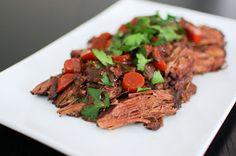 Brasato al Barolo (Beef Braised in Wine) | Beantown Baker