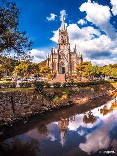 Catedral São Pedro de Alcântara, Petropolis RJ. #viagem #serra #brasil #viagemperfeita