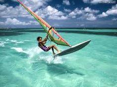 Learned how to windsurf