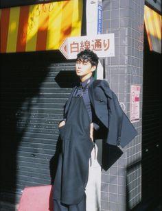 CHIKASHI SUZUKI photography Dazed&Comfused Korea 2016 東出昌大 Higashide Masahiro