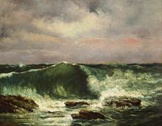 Gustave_Courbet (51)_-_Waves_1870