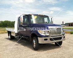 2015 INTERNATIONAL TERRASTAR 4x4 Medium Duty Trucks - Flatbed Trucks For Sale At TruckPaper.com