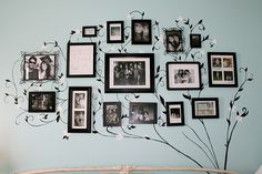 Family photos, Family tree!