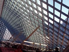 Seattle Public Library, Rem Koolhaas