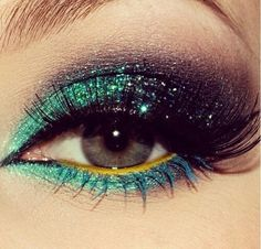 Captivating Eye makeup