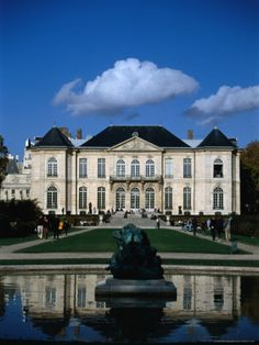 Musee Rodin, Paris, France - one of my favourite places in the world