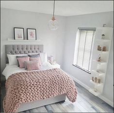 55 pretty pink bedroom ideas for your lovely daughter 11 Girl Bedroom Designs Bedroom Daughter Ideas Lovely pink Pretty Cute Bedroom Ideas, Cute Room Decor, Room Ideas Bedroom, Home Decor Bedroom, Bed Ideas, Square Bedroom Ideas, Ideas For Bedrooms, Adult Room Ideas, Pretty Bedroom