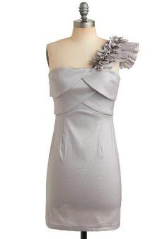 perfect one shoulder dress