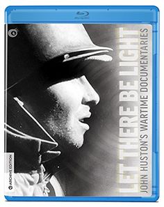 Let There Be Light: John Huston's Wartime Documentaries - Blu-Ray (Olive Films Region A) Release Date: January 19, 2016 (Amazon U.S.)