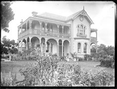 J Scholey's house, Mayfield, NSW, 7 November 1900   Flickr - Photo Sharing!