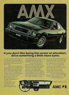 '78 AMC AMC ad   Flickr - Photo Sharing!