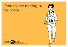 Running ?!
