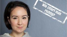 Kanal kostenlos abonnieren: https://www.studierenplus.de/youtube Wie zitiert man richtig? Hier mein ehrlicher Tipp damit deine Hausarbeit nicht zum Plagiat w...