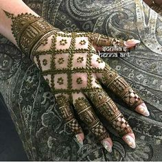Wedding Henna Designs, Henna Art Designs, Mehndi Designs 2018, Modern Mehndi Designs, Dulhan Mehndi Designs, Mehndi Designs For Fingers, Mehndi Design Pictures, Beautiful Henna Designs, Henna Mehndi