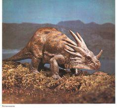 Styracosaurus (Purnell's Book of Dinosaurs and Prehistoric Animals)