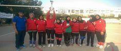 تقرير المنبر الرياضي: تأهل فريق فتيات ثانوية الوحدة التأهيلية للكرة الطائرة (مولودية تيزنيت) إلى...