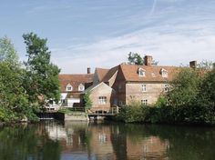 The Unofficial Guide to Great Britain. Suffolk Coast, Suffolk England, Norfolk Broads, Watercolor Landscape Paintings, National Trust, Take Me Home, Great Britain, Cottages, Places Ive Been