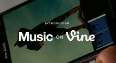 Vine revela nova funcionalidade para adicionar música a videos