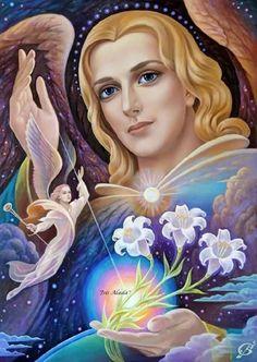 Arcangel GABRIEL Canalizado por ELSA Farrus