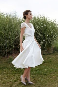 Robe de mariee creatrice paris sur mesure Mathilde Marie l La Fiancee du Panda blog mariage et lifestyle--55