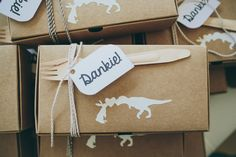 whimsical wedding favors | botanical inspired south african wedding - tharien & fred / via 100 layer cake