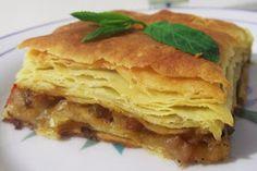 Biz ailecek bu böreği çok sevdikTarif sevgili arkadaşım Münevver'den.Yeiğim en güzel patlıcanlı börekti.Denemek isterseniz eğer buyurun t...
