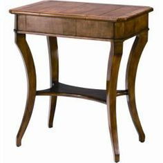 side table option in living room