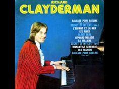 Richard Clayderman - LYPHARD MELODY ( MELODIA LYPHARD )   ( sin video )