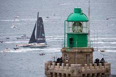Grand Départ de la 10ème édition de la Route du Rhum - Destination Guadeloupe 2014 - Saint-Malo le 2/11/14