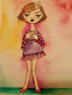 Le illustrazioni crescono -  kandido -LaPeppina