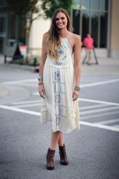 pretty free people dress