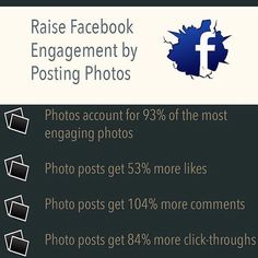 """Raise engagement on Facebook with photo ▃▃▃▃▃▃▃▃▃▃▃▃▃▃▃▃▃▃▃▃ Don't be Anti-social... Get Social with us! FB - facebook.com/illustr8ed.ca Twitter - Twitter.com/illustr8ed_ca Instagram- @illustr8ed.ca LinkedIn - https://ca.linkedin.com/in/illustr8edca Pinterest - www.pinterest.com/illustr8edca  Check us out online at www.illustr8ed.ca  illustr8ed.ca@gmail.com  """"Cre8ivity is in our DNA"""""""