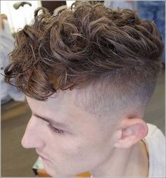 16 Best Frisuren Männer Locken Images Man Hair Styles Haircuts