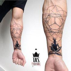 Mais um trampo incrível do @rodrigotas manda muito bem! #Art #Artist #Inked #Tattoo #Tattooartist #Tattooed
