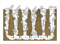 Gallery of Italo Calvino's 'Invisible Cities', Illustrated (Again) - 14