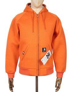 Carhartt XXV Car-Lux Hooded Jacket - Carhartt Orange