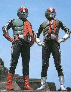 Kamen Rider (1971–1973 tv series)
