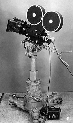 This image makes me happy because of being able to have a career that is as close to my dreams as possible. It also represents history and how far the industry has come. It motivates me in a competent/ develop mastery way. Old cinema camera