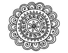 Embroidery patterns geometric mandala coloring ideas for 2019 Mandala Design, Geometric Mandala, Mandala Pattern, Zentangle Patterns, Mosaic Patterns, Mandala Simple, Zentangles, Pattern Coloring Pages, Mandala Coloring Pages