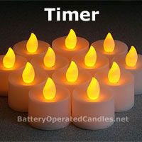 21 Best Tea Lights With Timers Images Tea Light Candles Tea
