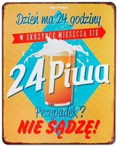 Tablica Vintage 24 piwa