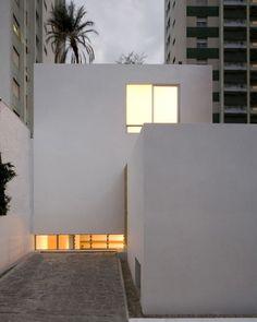 Casa Cubo Brasil fachada